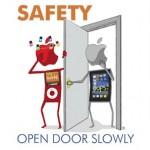 La seguridad laboral en la agenda de Tim Cook (iSafety IV)