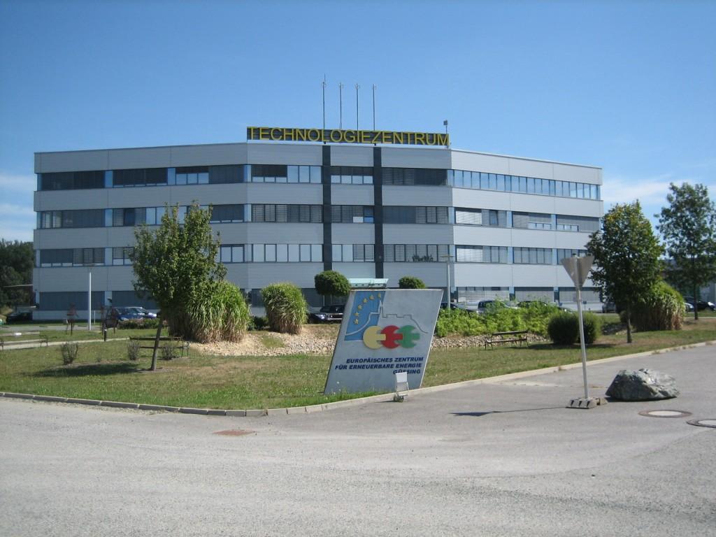 Centro Europeo de Energías Renovables -EEE- en Güssing
