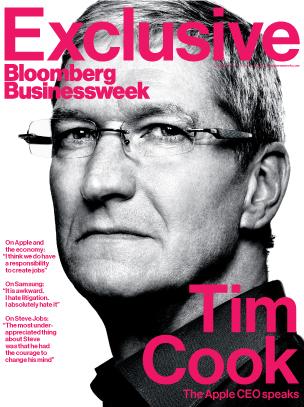 Tim Cook entrevista