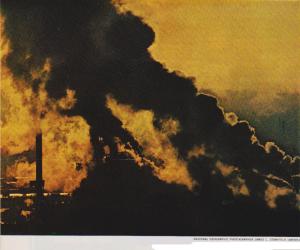 """""""Volcán humano"""", como se denominó la contaminación causada por nuestra actividad"""